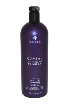 Caviar Anti-Aging Seasilk Moisture Shampoo by Alterna for Un